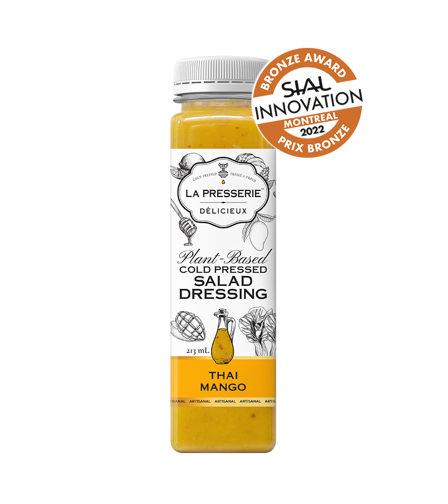 Thai Mango Cold Pressed Dressing